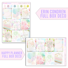 226 | PHOTO Sweets in Spring Deluxe 7 Page Weekly Kit [HAPPY PLANNER]