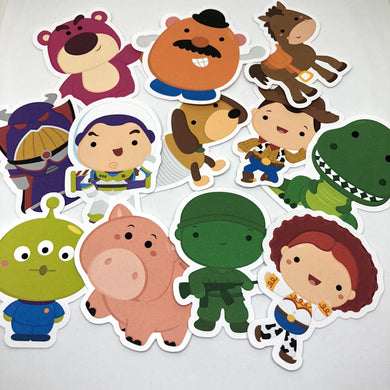 Toy Story Die Cut Pack