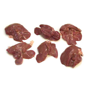 CHICKEN LIVER - 10 / 1.25lb Cups