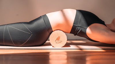 "Cork Massage Roller ""The Warbler"""