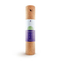 "Extra Long Cork Lightweight Yoga Mat ""The Robin"""