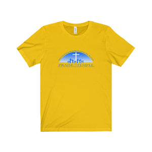 Praise Temple of Long Beach™ Unisex  Short Sleeve Tee