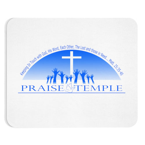 Praise Temple of Long Beach™ Mousepad