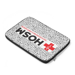 "Lakewood HS - HOSM Program ""Speckled"" Laptop Sleeve"