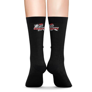 Lakewood HS HOSM Black Sublimation Socks