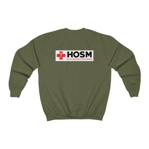 HOSM - Lakewood Lancers Pocket  (Unisex Heavy Blend™) Crewneck