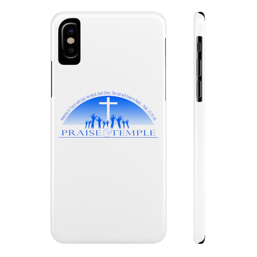 Praise Temple of Long Beach™ Case Mate Slim Phone Cases