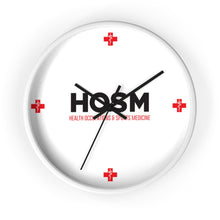 Load image into Gallery viewer, HOSM Program - Wall clock