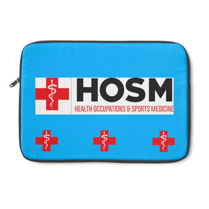 "Lakewood HS - HOSM Program ""Sky Blue"" Laptop Sleeve"