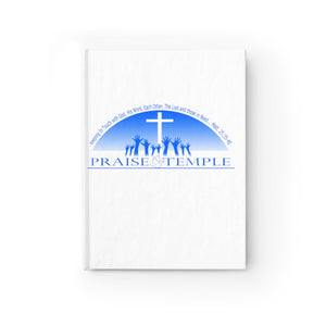Praise Temple of Long Beach™ Journal - Blank