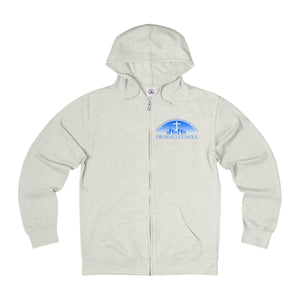 Praise Temple of Long Beach™ Unisex French Terry Zip Hoodie