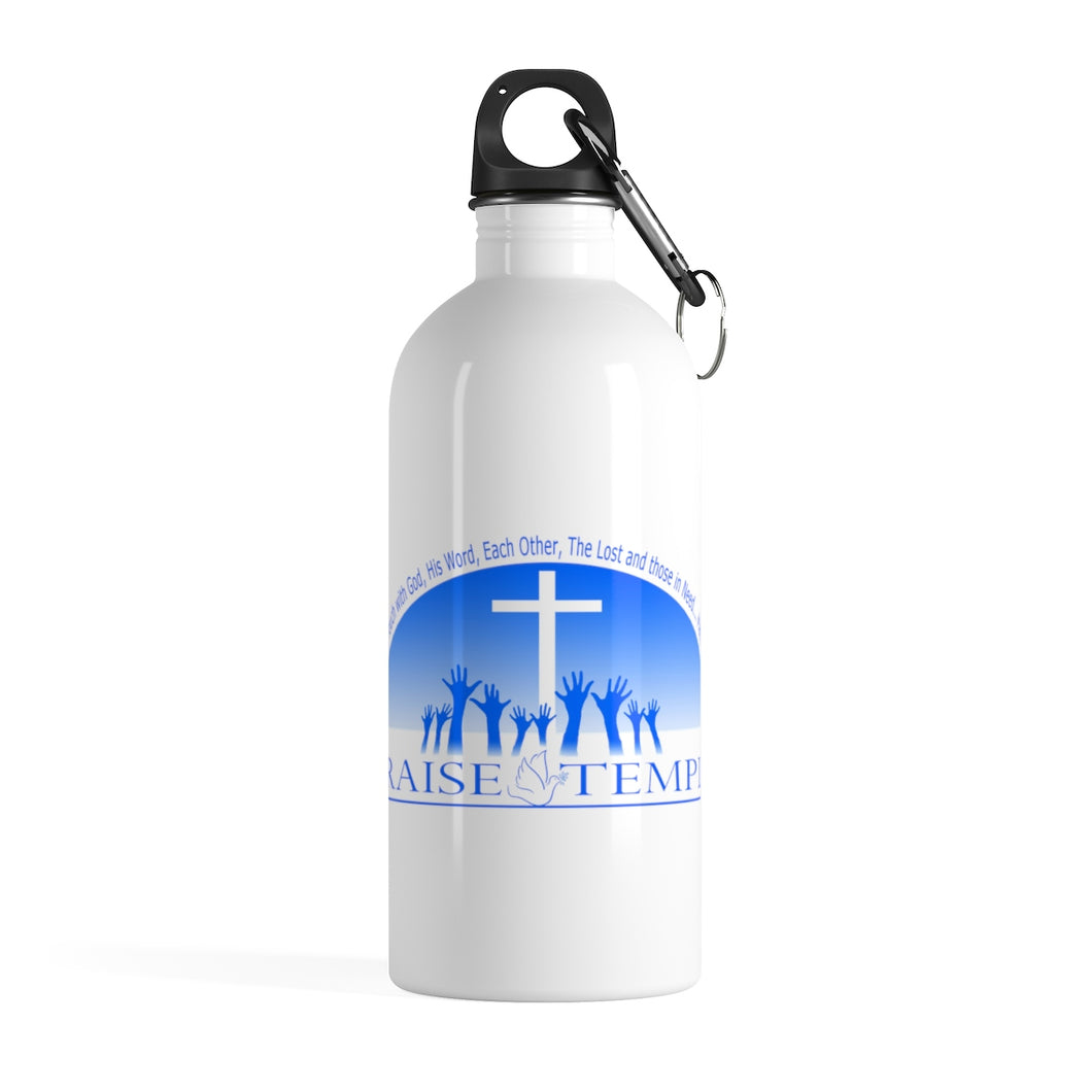 Praise Temple of Long Beach™ Stainless Steel Water Bottle
