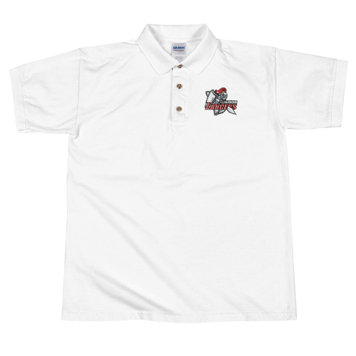 Lakewood Lancers - Embroidered Polo Shirt