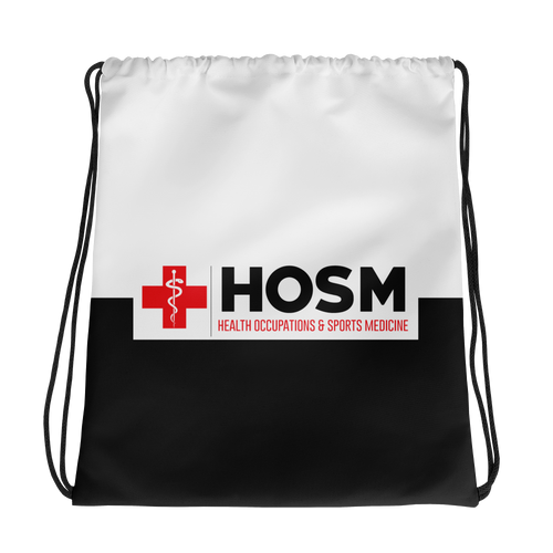 Lakewood HS - HOSM Drawstring bag