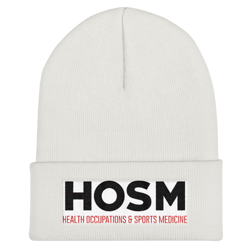 HOSM Program - Cuffed Beanie