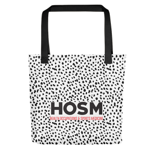 "Lakewood Hs - HOSM ""Speckled""  Meeting Tote"