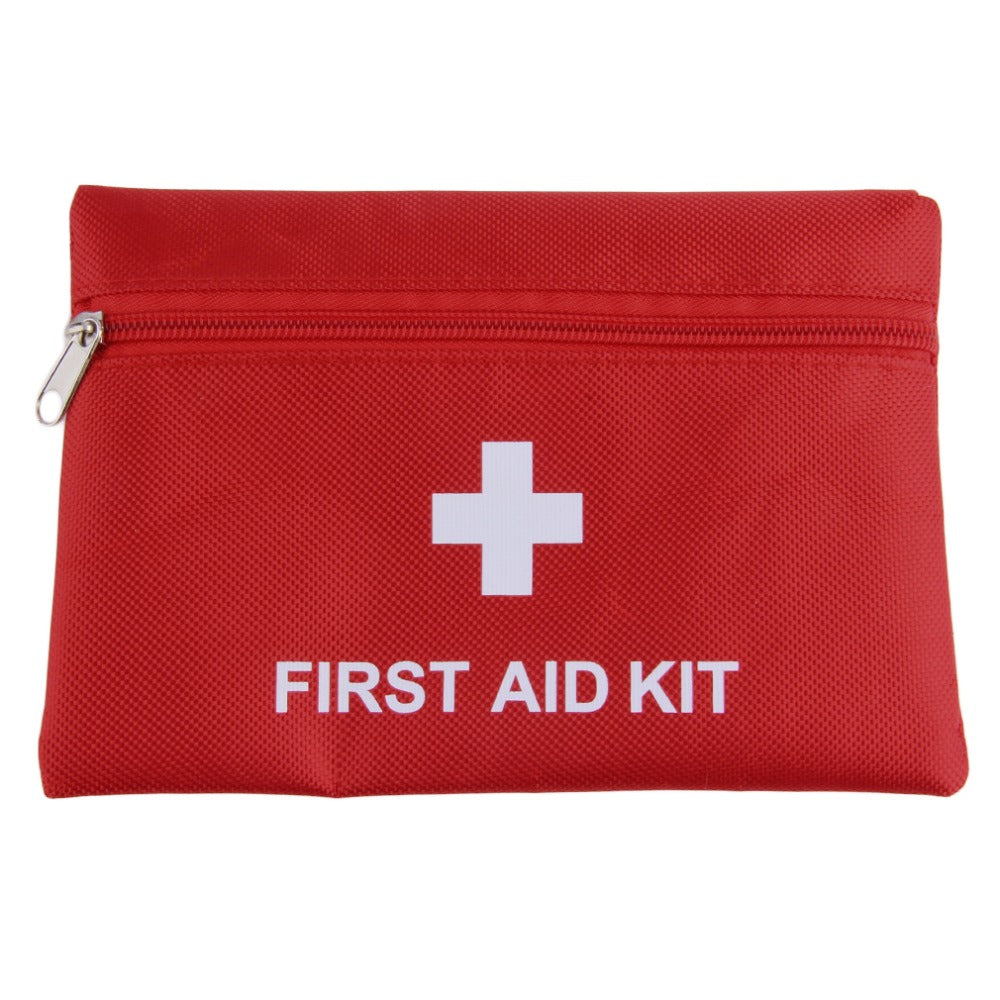 HOSM 1.4L Portable Emergency First Aid Kit Pouch Bag Travel Sport Rescue Medical Treatment Outdoor Hunting Camping First Aid Kit