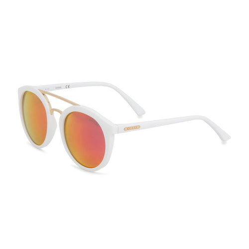 Guess GU7387 Sunglasses, white