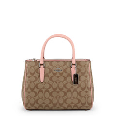 Coach Handbag F67026, Brown