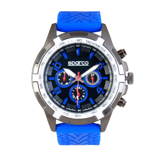 Sparco EDDIE Watch, Blue