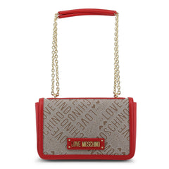 Love Moschino Shoulder Bag Jc4018Pp17Lc, Red
