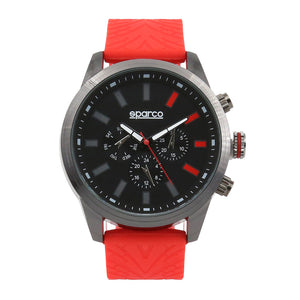 Sparco NIKI Watch, Red