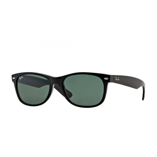 Ray-Ban RB2132-55 New Wayfarer Sunglasses, 55mm black