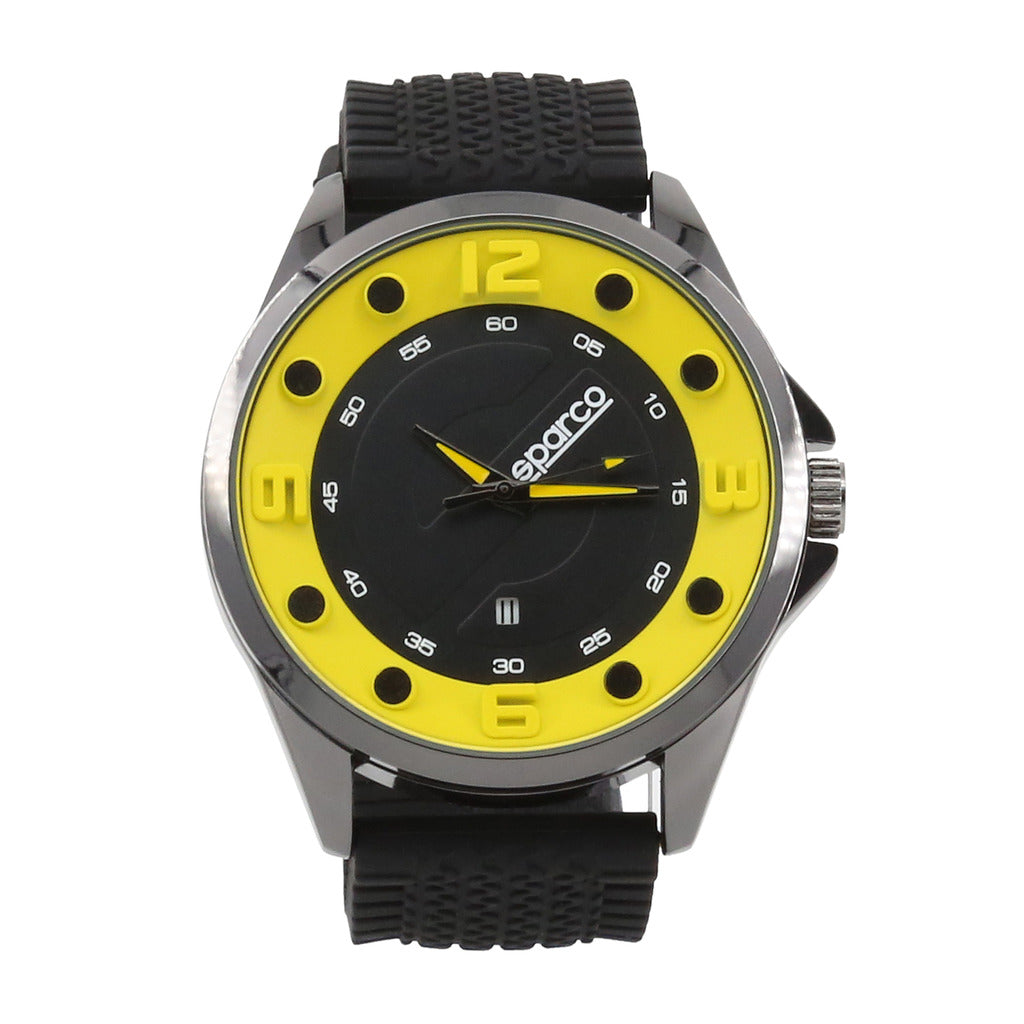 Sparco ALAIN Watch, Yellow