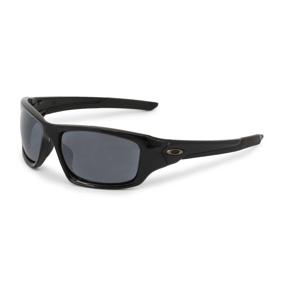 Oakley Sunglasses Valve, Black / Grey Smoke POLARIZED