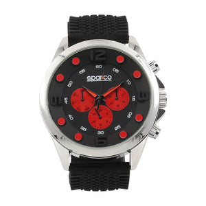 Sparco FERNANDO Watch, Red
