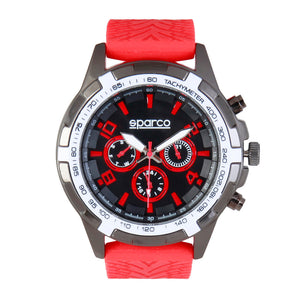 Sparco EDDIE Watch, Red