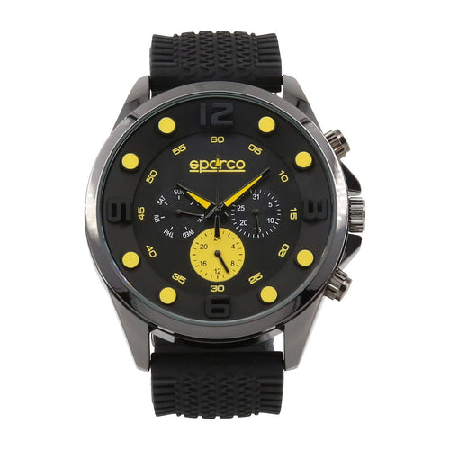Sparco MARC Watch, Yellow