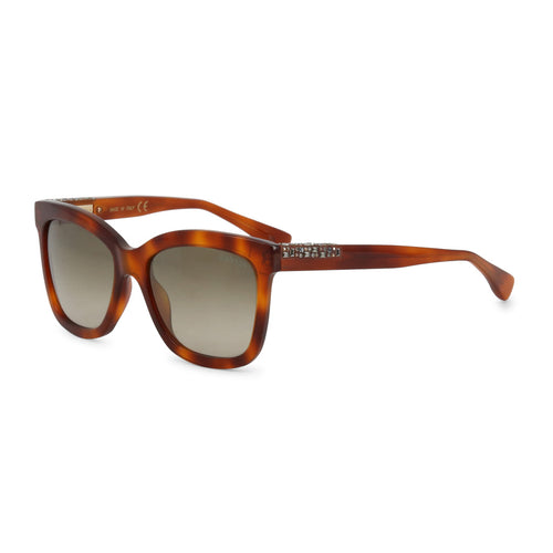 Lanvin SLN720S Sunglasses, brown