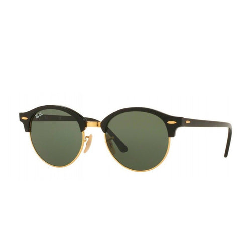 Ray-Ban RB4246-51 Clubround Classic Sunglasses, 51mm black