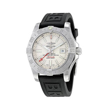 Breitling Avenger II GMT Watch, Silver Dial
