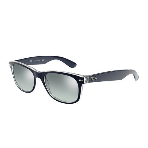 Ray-Ban RB2132-52 New Wayfarer Sunglasses, 52mm blue