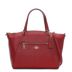 Coach Handbag 58874, Red