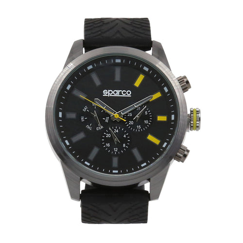 Sparco NIKI Watch, Yellow