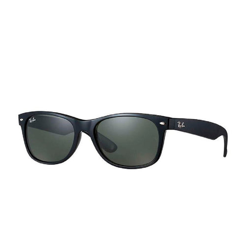 Ray-Ban RB2132-52 New Wayfarer Sunglasses, 52mm black