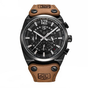 Military Sport Quartz Watch