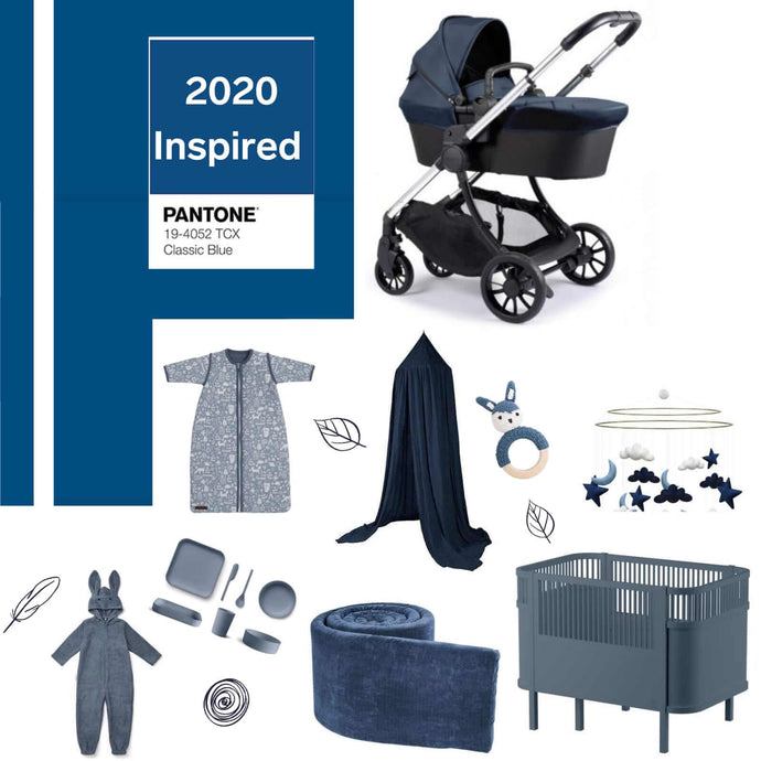 Pantone 2020 Inspired Baby Products, Our Top Picks
