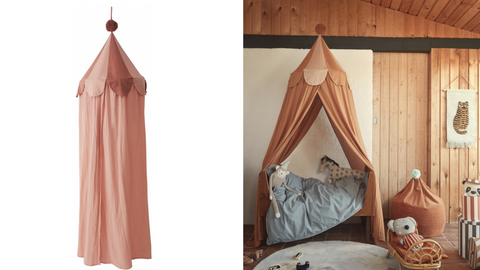 Bed & Reading Nook Canopy