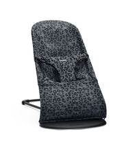 Load image into Gallery viewer, BabyBjorn, Bouncer Bliss Anthracite Leopard - Bygge Bo