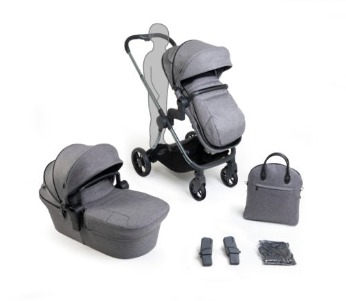 iCandy, Lime Lifestyle Pushchair Bundle - Bygge Bo