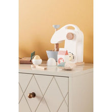Load image into Gallery viewer, Kids Concept, Wooden Mixer Set - Bygge Bo