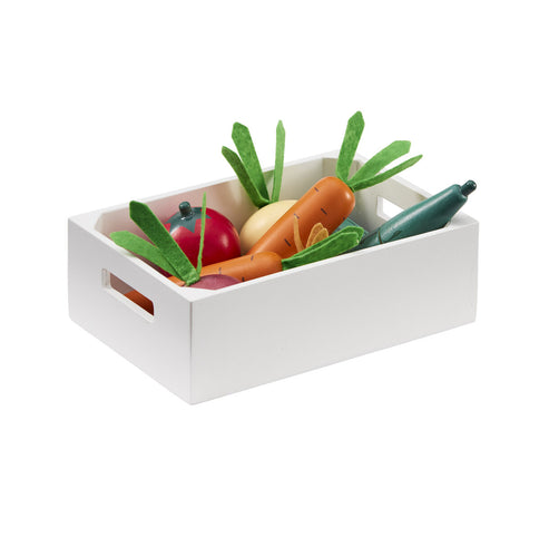 Kids Concept, Wooden Vegetable Box