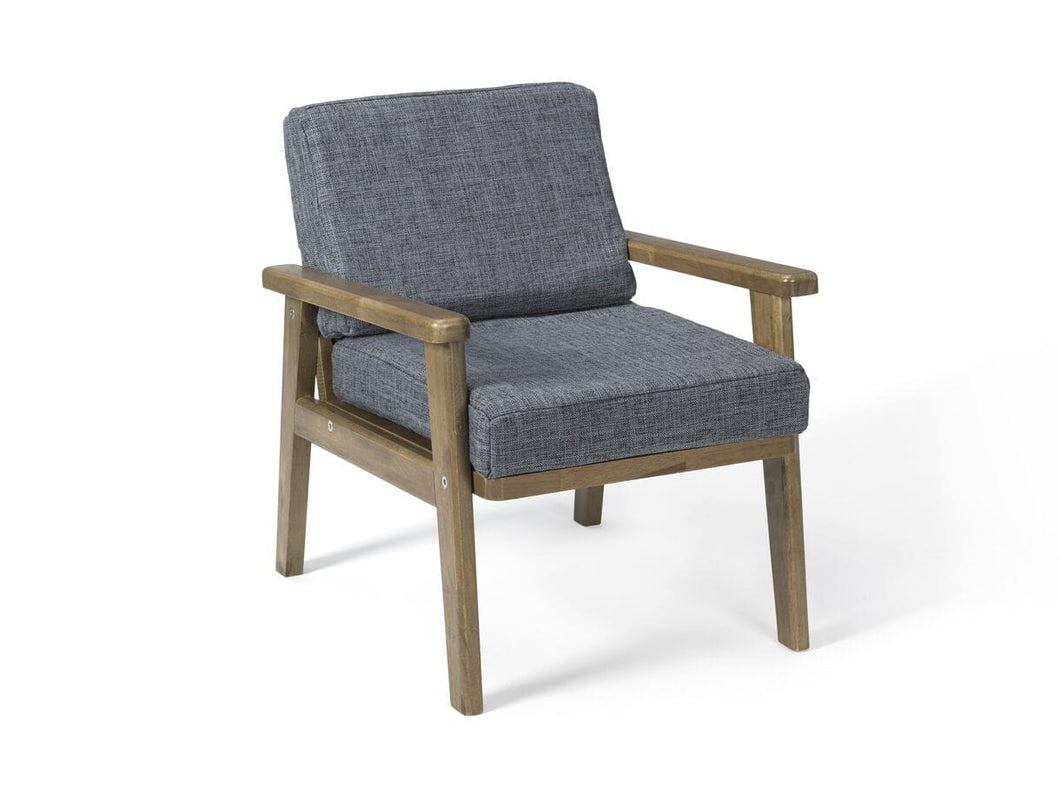 Kids Concept, Mid-Century Style Kids Armchair - Bygge Bo