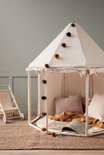 Load image into Gallery viewer, Kids Concept, Pavilion Play Tent - Bygge Bo