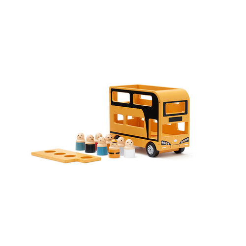 Kids Concept, Double Decker Aiden - Bygge Bo