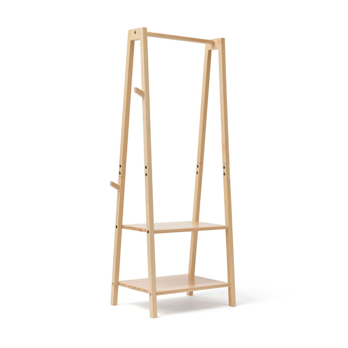 Kids Concept, Clothing Rack SAGA Blonde - Bygge Bo